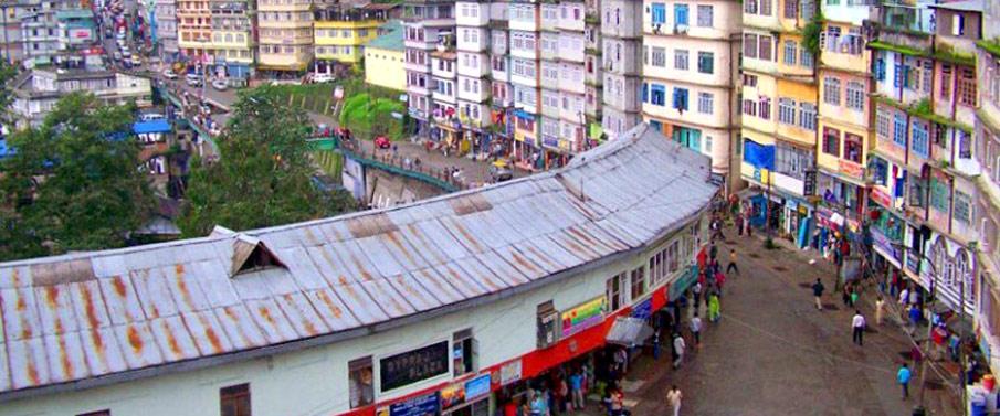 Market-Gangtok