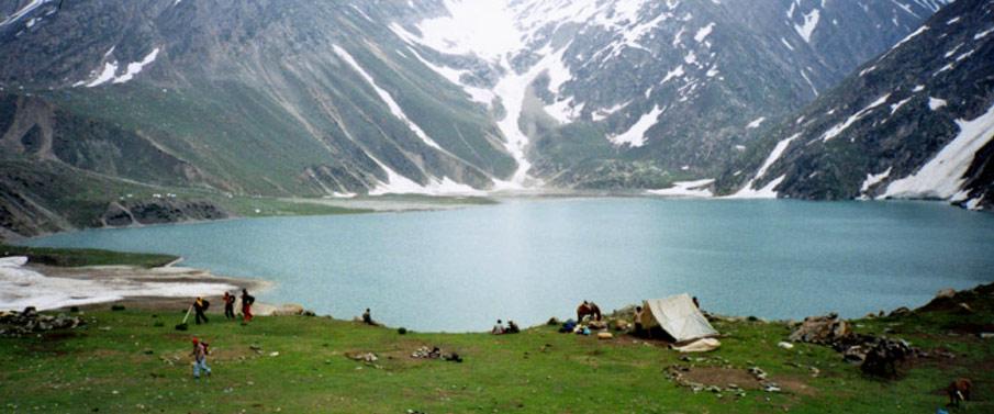 Sheshnag-Lake