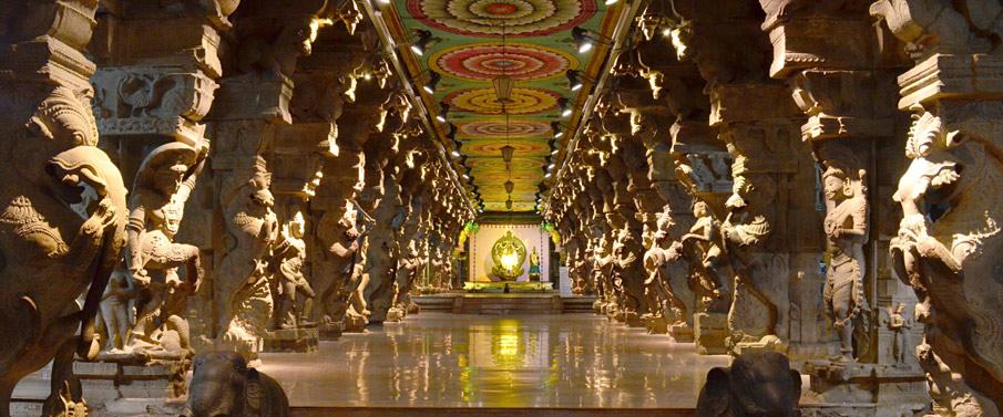 Meenakshi-Temple